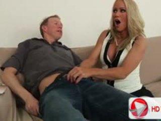 Best Blonde Mature Anal Sex HD