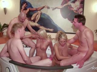 group mature sex swapping swinger frau frau