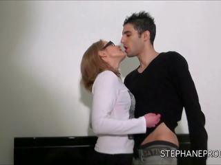 A Belgian Slut Visiting France, Free Stephane prodx HD Porn