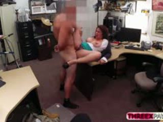 MILF Spread Her Legs For Some Cash