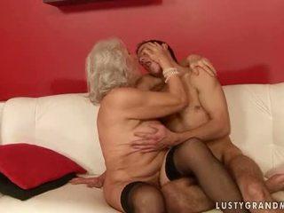 hot grandma nice, fresh granny you, fresh moms and boys watch