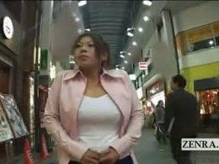 giapponese, pubblico, all'aperto, feticcio
