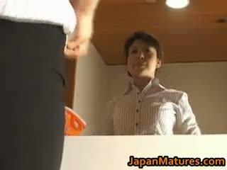 Hitomi Kurosaki Lovely Mature Part4