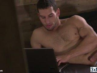 Horny straight Man gay porn