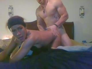 一對 04: 免費 業餘 & 攝像頭 色情 視頻 e6