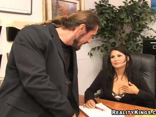 überprüfen große brüste mehr, schön große titten, alle büro hq