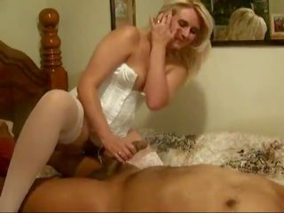 Blonde Wife with Her First BBC 2, Free Porn 3c