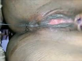 fresh squirting, quality close up full, more black and ebony