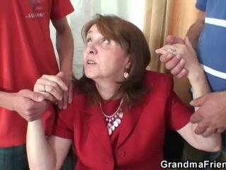 older, fun grandma, best granny all
