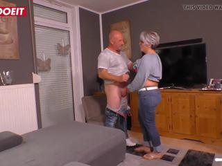 Granny sex german Granny Wild