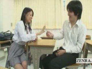 japanese, femdom, cfnm, uniform