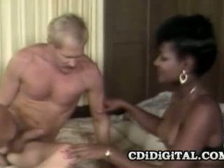 Angel Kelly Ebony Babe Having Sex With White Boss