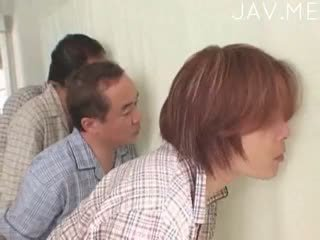 fresh japanese check, blowjob quality, nice foot fetish check