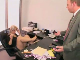 big boobs, office, office sex