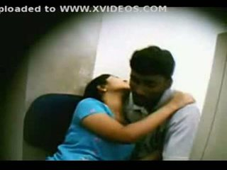 Indian teenage couple fucking secretly in net cafe part 2