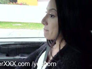 Driverxxx gyzykly little amjagaz earns her a ride