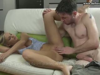 first time, porn videos, barely legal cuties, defloration
