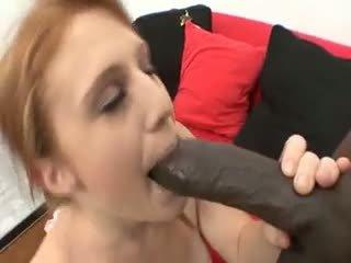 Kinky Coed Lucy Fire BBC, Free Big Cock Porn 7f