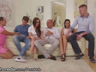 group sex, doggystyle, martesore