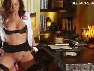 brunette thumbnail, oral sex, hot deepthroat