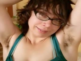 Hairy armpit porn