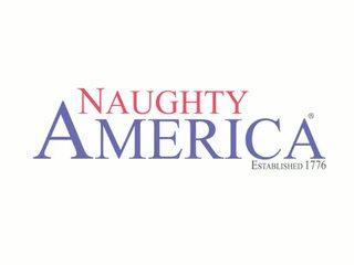 MILF Stephani Moretti strips & fucks for her son's friend - Naughty America