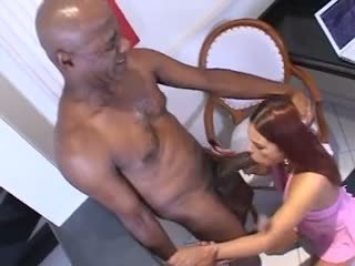 Patricia and Kid Bengala Interracial Anal Sex