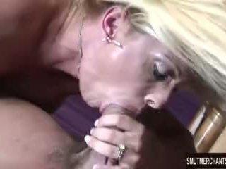 Big Boobed Milf Rides Cock
