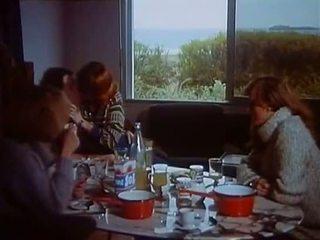 Brigitte Lahaie, Liliane Lemieuvre, Lucie Doll in classic xxx scene