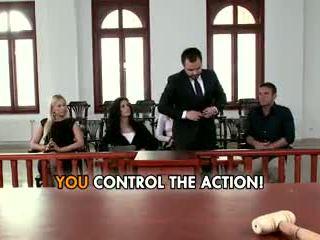 Lawyer leanna saldus gives viskas į laimėjimas the atvejis.