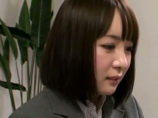 bruneta, orální sex, japonec
