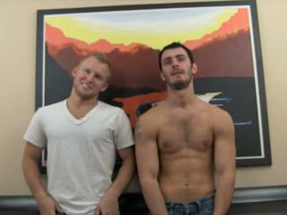 Austin takes zane's дупа virginity