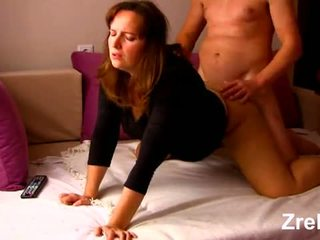 Mature mommy milf with big sexy butt hard anal