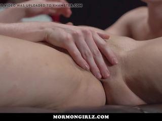 Mormongirlz- kolme tyttö vimma alle hänen silmiä: vapaa porno c1