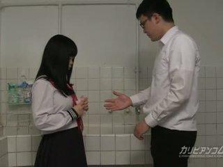 check student check, hq japanese, blowjob