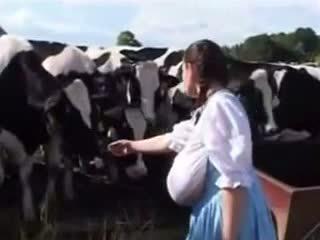 Alemão leite empregada: grátis divertido porno vídeo