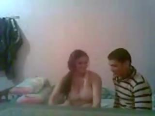 Egypt فتاة ضخم كبير حلمة الثدي اللعنة, حر ضخم فتاة الاباحية فيديو 04