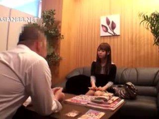 日本, 口交, 隱藏的攝像頭