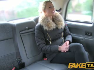 Fake Taxi Sexy Dutch minx tries anal in taxi
