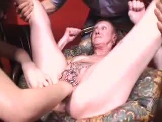 grannies, schön finger neu, hd porn überprüfen