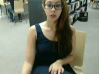 brunette, webcam, solo girl