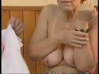 Sb3 having おばあちゃん のために ザ· 日, フリー アナル ポルノの 3f