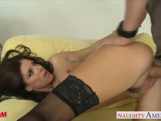 new brunette see, doggystyle, full cougar you