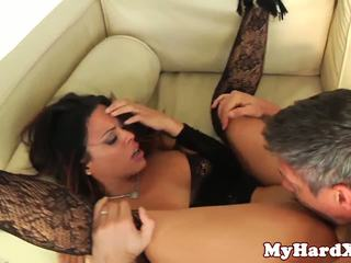 Glam Beauty Rough Fucked in Lace Lingerie: Free HD Porn dc