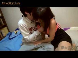 στοματικό σεξ, ιαπωνικά, εφηβική ηλικία