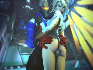 Mercy and evil mercy in overwatch have bayan