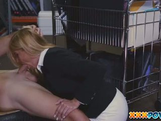 blowjob, bigcock, office