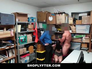 Shoplyter - Fucked Two Guys To Get Out of Trouble