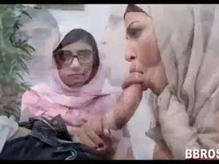 Mia khalifa lebanese arab tüdruk