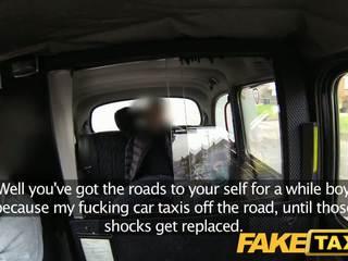 Faketaxi anh taxi gangbang